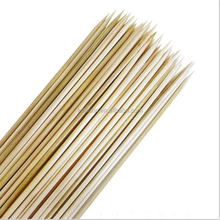 Hot sale 32inch model#5070 diameter 5.0 mm length 70 cm bamboo stick disposable bbq