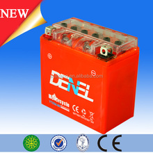 12v 9ah gel battery for suzuki en125 motorcycle