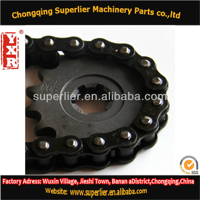 Professional produce motorcycle chain wheels,NXR150 BROS ESD 17T sprocket,420 and 428 custom motorcycle sprocket
