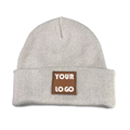 New Style Beanies Cotton Knitted Hats Winter Beanie
