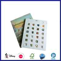 Hot sale handicraft advents kalender with artware stone