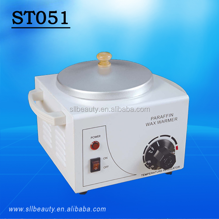 temperature control wax heater