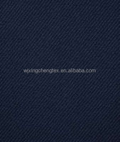 High Quality Navy Blue upholstery Gabardine Fabric For decorating In Stock