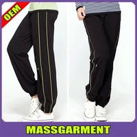 polyester harem pants,custom sweat pants for wholesale