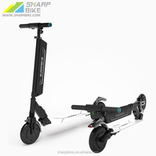 2017 8 Inch Wheel Light Weight Fast Folding Electric Kick Scooter SP08ES-X