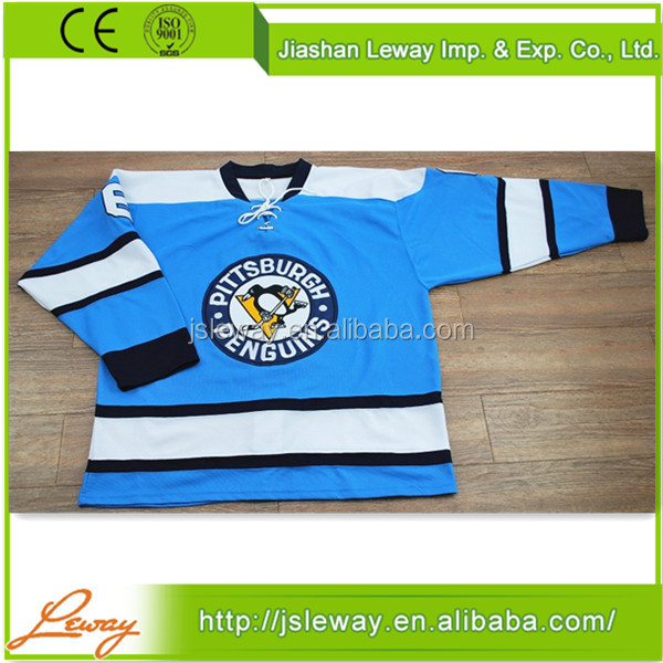 Custom Pittsburgh Penguins team canadiens funny nhl ice hockey jerseys