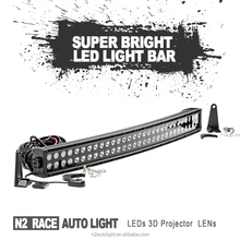 auto spare parts Manufacturer 12 volt led light bar 40w 7.8 inch single row spot flood combo beam led driving light bar 40 watt