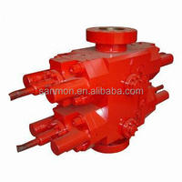 API16A cameron type double rams Bop with high quality /Blowout Preventer 4130 forging for controlling wellhead pressure