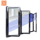 Australia manufacturer cheap price comercial aluminum glass sliding folding door Toilet Door fitting with AS 2047
