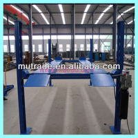 used four post car lift for sale automatic car parking system