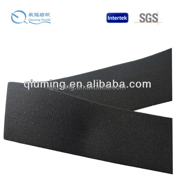 2014 New design high quality used on shoes elastic boot bands