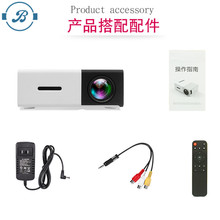 Portable LED Projector Cinema Theater PC Laptop USB SD AV/HDMI Input Mini Pocket Projector