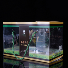 Custom Transparent Clear Plastic PVC PET Gift Box Candy Box Cake Boxes for rice
