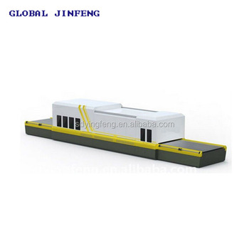 JFG-1525 Toughen glass tempering and bending oven plant for safty glass produce