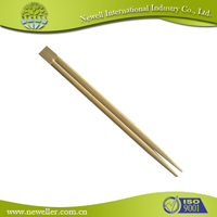 2015 Low price paper sleeve bamboo chopsticks with logo porcelain chopsticks holder