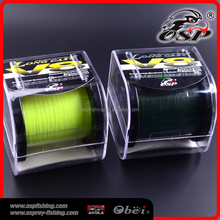 300M 600M 1000M Toughness soft low stretch high abrasion resistance monofilament Nylon fishing line