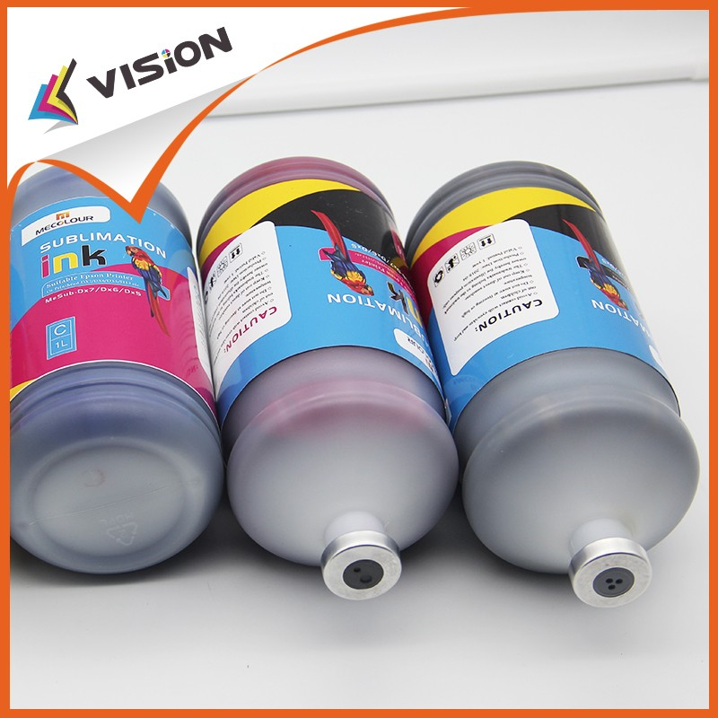 Highly Compatible Sublimation Ink with chip for Epson F series