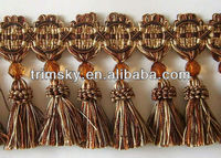 Curtain Tassel Fringe Trim