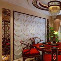 3d beautiful wall paper /wall coating used for project