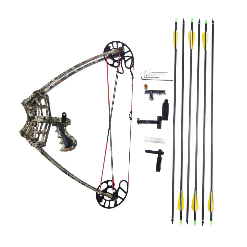 M109 hunting compound bow triangle bow camoflage hunting archery best seller china wholesale