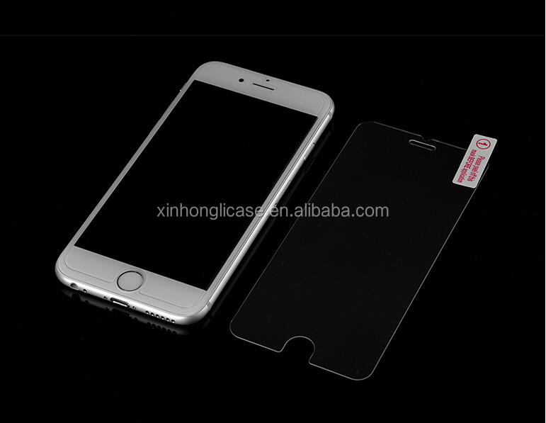 2014 New products on market tempered glass screen protector factory hottest products on the market