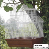 New design decorative bird cages wholesale
