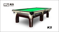 LAILI Professional Billiard Table--K5 pool Table