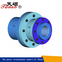 GICLZ Drum Shape Gear Coupling