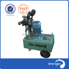 ZB4-500 Prestressed Hydraulic Elictric Oil Pump