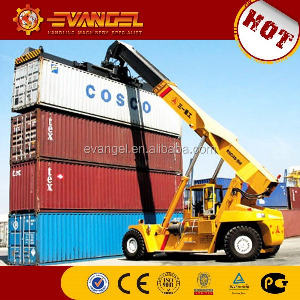 Sany China empty shipping container handler forklift for sale SRSC45C30