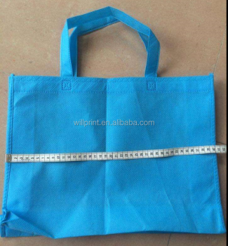 Factory wholesale Tote promotional nonwoven bag shopping