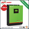 2-5kva PV1800 1 Single phase output DC/AC Inverters Type PWM solar charger controller solar system for home