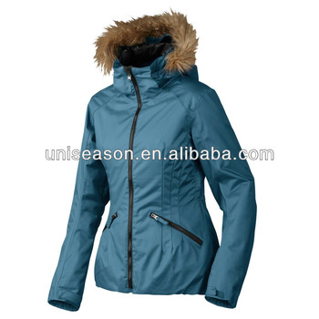 Womens Insulated Snowboard Jacket
