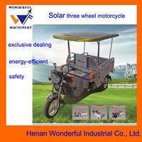 solar power motorcycle
