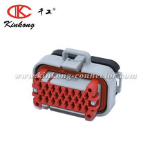 KINKONG 23 Hole Female TYCO/Ampseal Sealed 1.5 Type Electric Cable Connector In Stock 770680-4