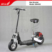 CE Approved jonway gas scooters
