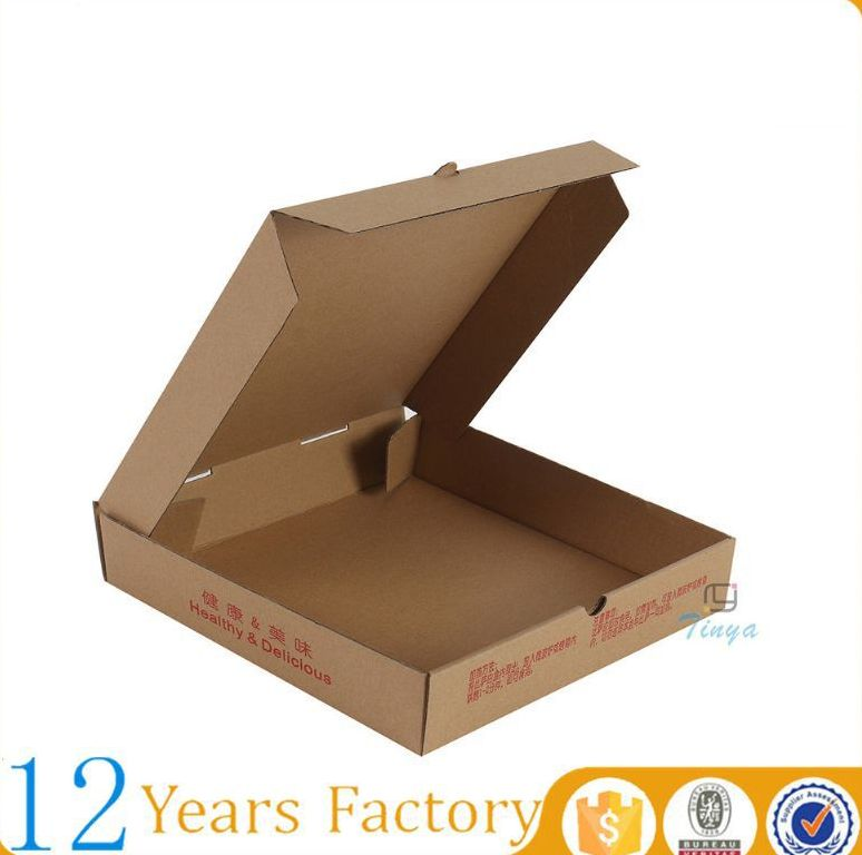 food packaging corrugated wholesale pizza boxes