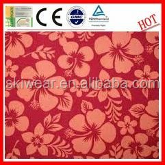 eco-friendly printed yukata cotton fabric
