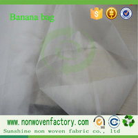 Manufacturer Wholesale PP Spunbond agriculture product/ cheap fabric roll/banana bag