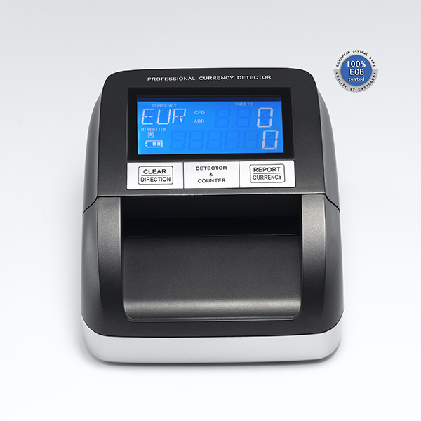 EC330 Cash Currency Multi Money Shop Counter Business Fraud Note Bill Detector Machine
