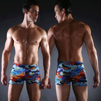 New Fashion swimming Trunks Men's Swimwear boys dress designing