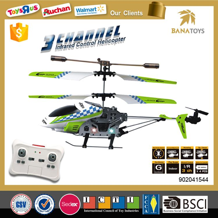 Newest product helicopter toy gyro 3-channel rc helicopter for children
