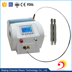 2018 summer Prefessional Portable Lipolysis gentle China nd yag laser vaser liposuction machine
