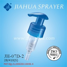 Left-Right structure Plastic lotion pump JH-07D