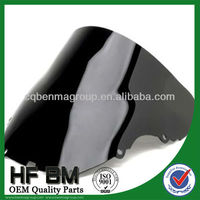 cheap motorcycle windscreen,various model numbers with high quality and low price