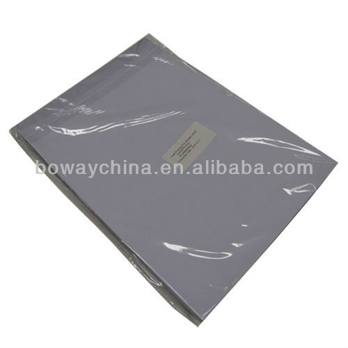 Boway service 210X297X0.3mm Consumptive White PVC card sheets