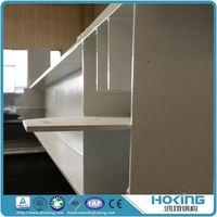 Design Manufacture Two Story Steel Structure
