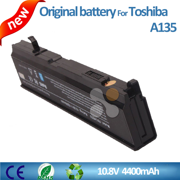 original Battery for Toshiba Satellite A110 A135 A80 A85 M50 PA3451U PA3465U-1BAS 1BRS