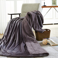 new design wholesale heavy Flannel blanket /cheap wholesale mexican blankets/microfiber sherpa blanket
