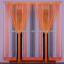 Line/String curtains in good quality